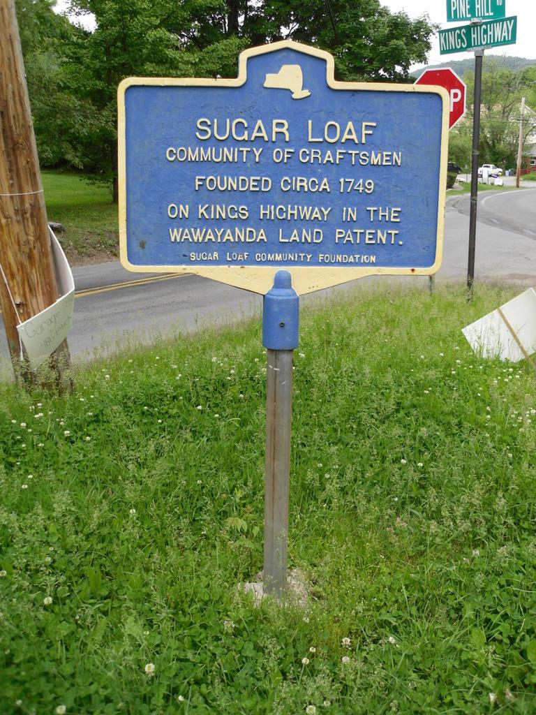 Sugar Loaf  New York